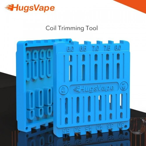 Hugsvape Coil Trimming Tool