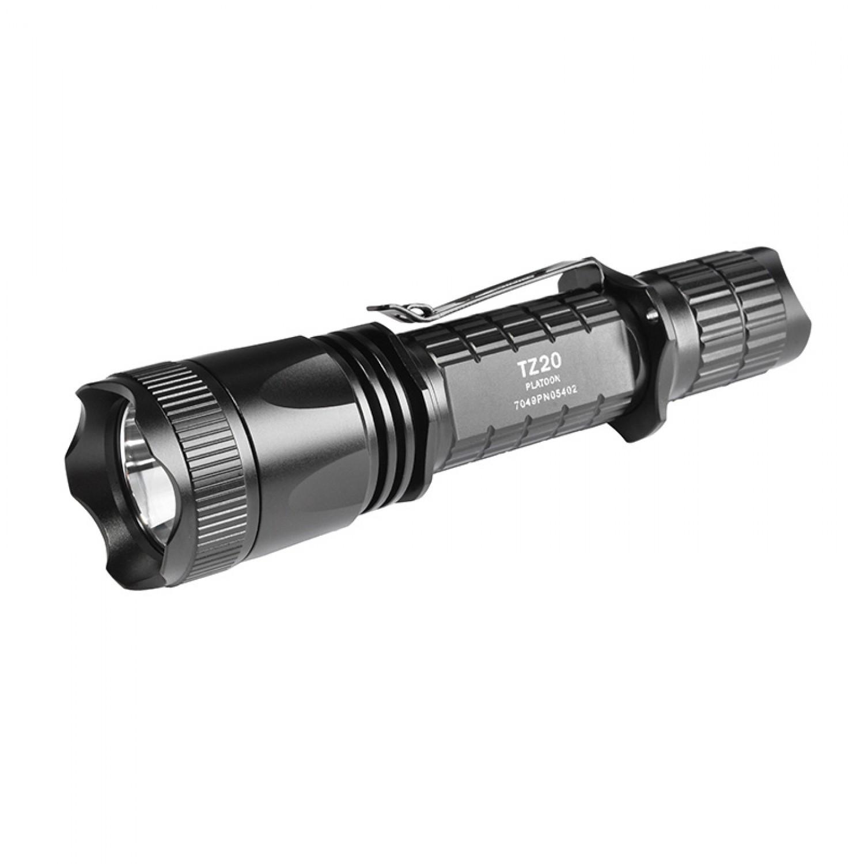 Xtar TZ20 Φακός LED 840lm Set