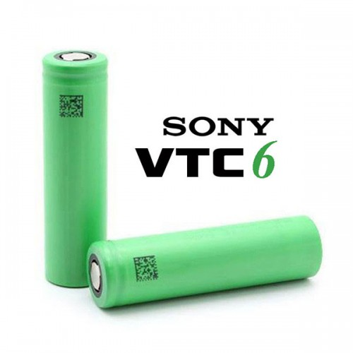 Sony VTC6 18650 3000mah Battery 30A