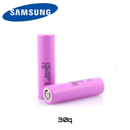 Samsung INR 30Q 18650 3000mah Battery 15A