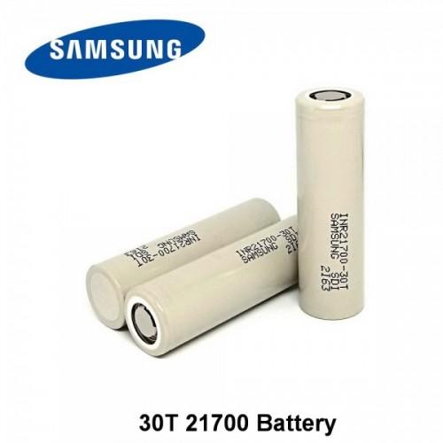 Samsung 30T 21700 3000mah Battery 35A
