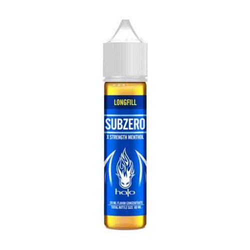 Halo Blue SubZero 20ml (60ml)