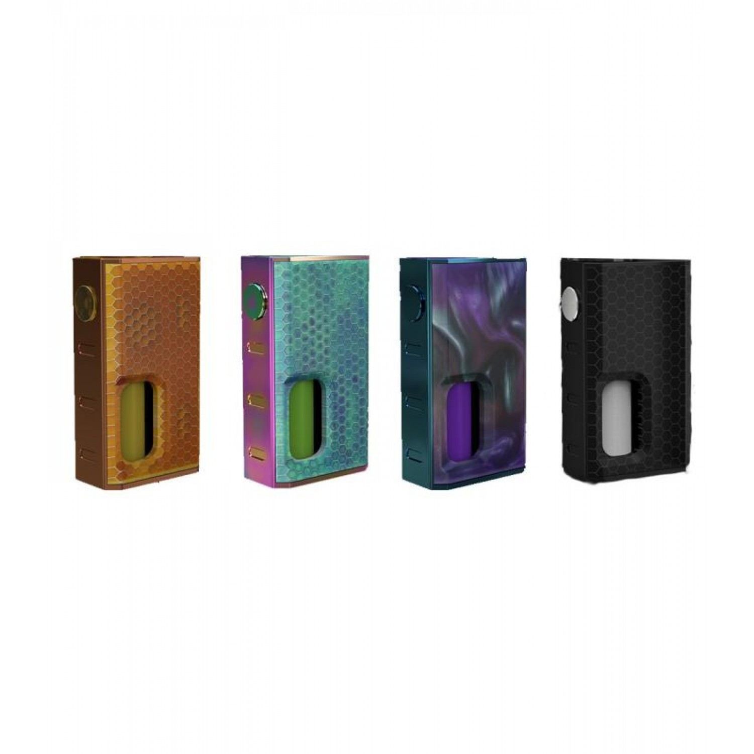 Wismec Luxotic Color BF Mod